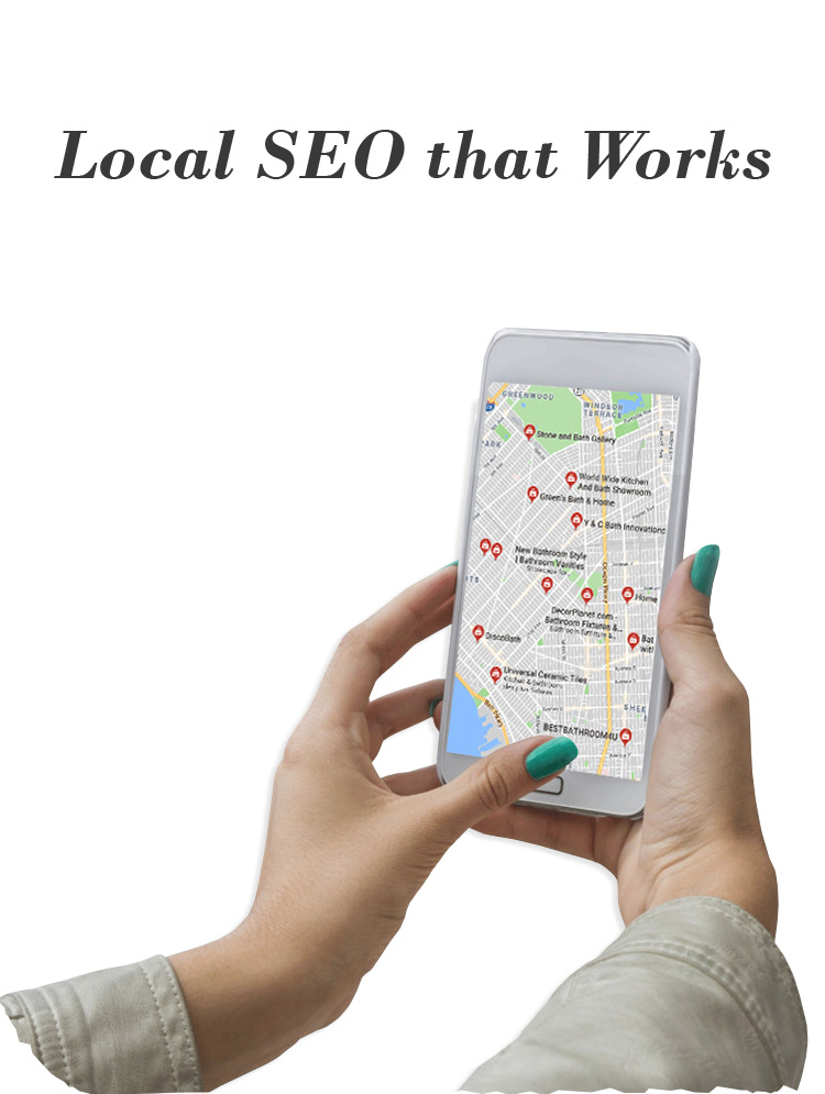 Local seo with City Seo